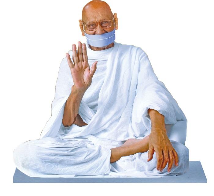 जन्म दिवस के पावन अवसर पर आचार्य श्री महाप्रज्ञ का जीवन दर्शन प्रस्तुत(Acharya Shri Mahapragya)
